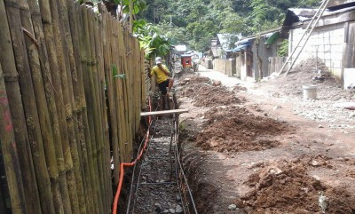 DRAINAGE SYSTEM CONTRUCTION