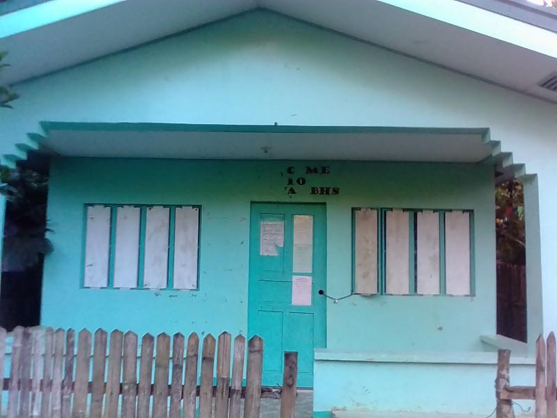 BARANGAY HEALTH CENTER