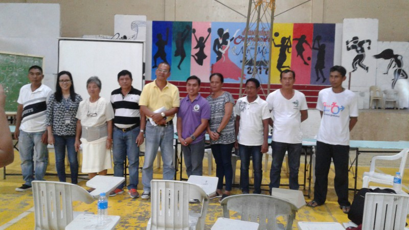 NEW SETS OF BARANGAY SECRETARY