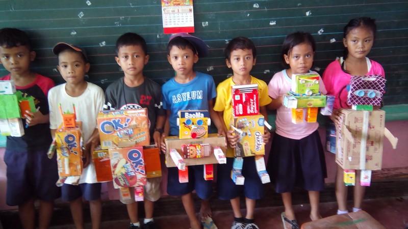 Gift Giving Activities