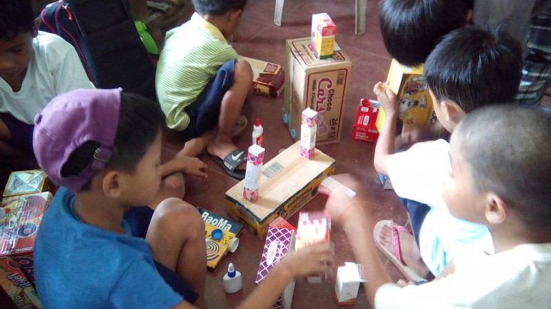 Child Focused and Disaster Risk Reduction
