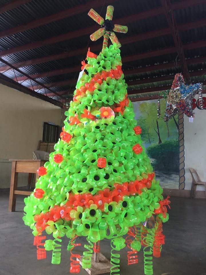 Christmas Tree Making Contest