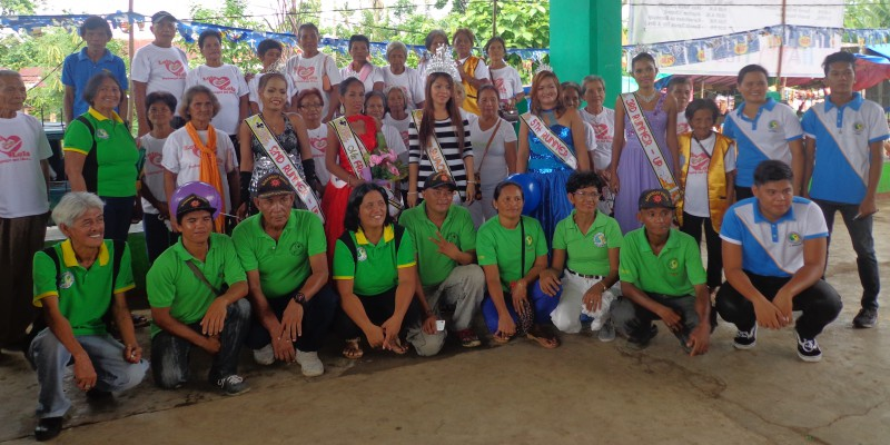 Barangay Fiesta Parade