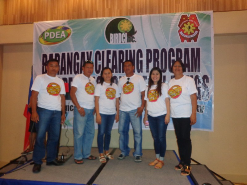 Seminar on Drug Clearing Operations
