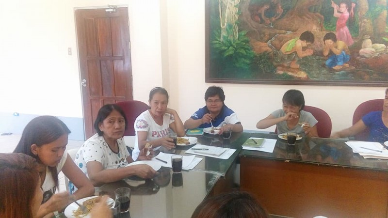 Barangay Secretaries Meeting