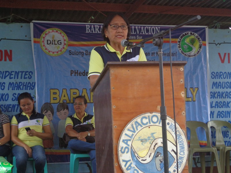 Barangay Assembly -Oct. 7, 2017