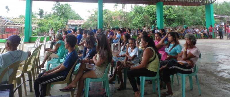 Barangay Assembly 2017