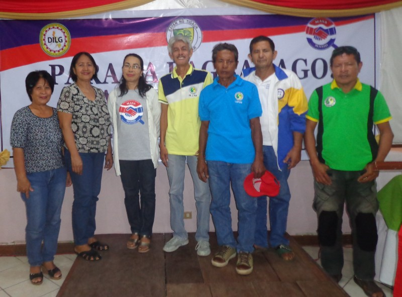 Masa Masid Team of Salvacion