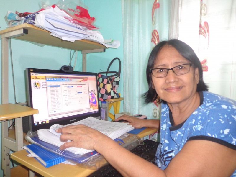 Data Base Barangay Registry of Inhabitants and Households