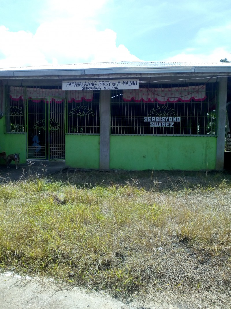 A.Mabini Multi Purpose Hall