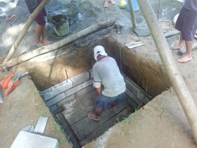CONSTRUCTION OF WATER SYSTEM