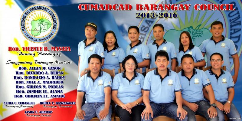 Barangay Council 2013-2016