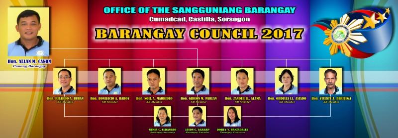 Barangay Council 2017