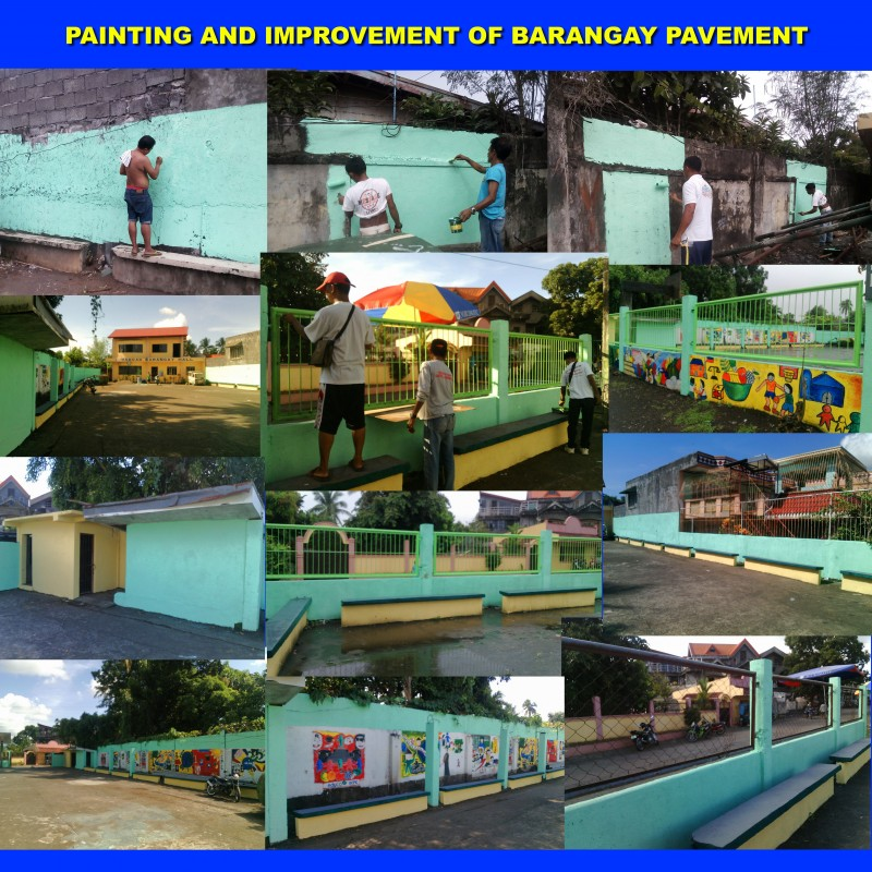 Barangay Improvement