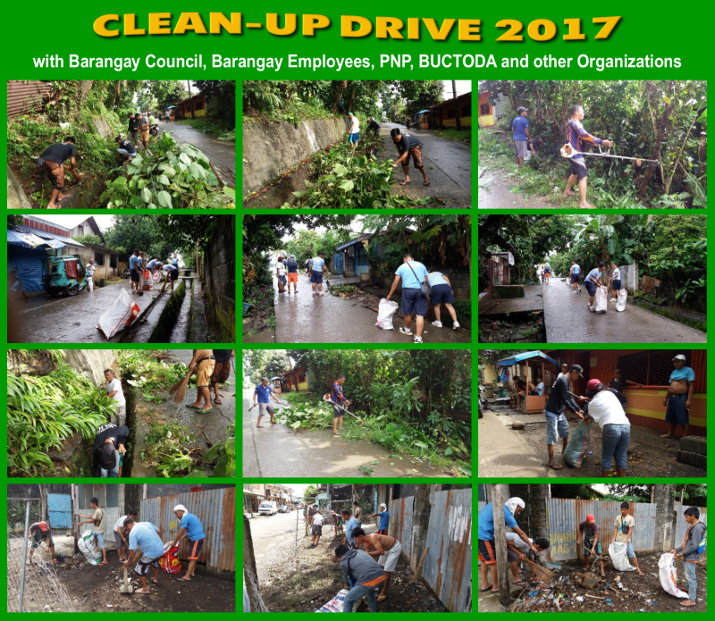 Clean-Up Drive