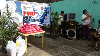 PWD's Week Celebration 2017