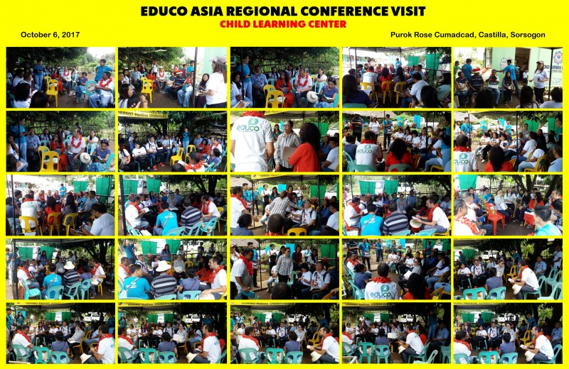 EDUCO Asia Regional Conference Visit (100617)