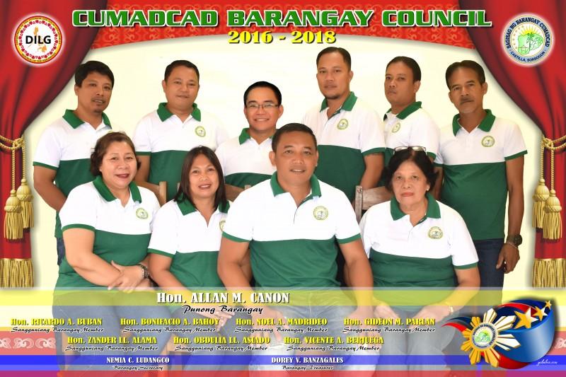 Barangay Council 2018
