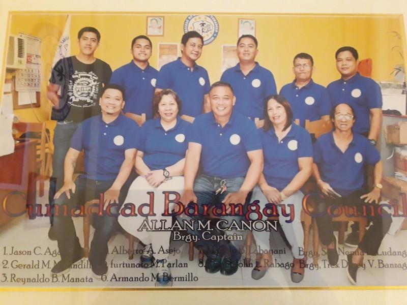 Barangay Council 2018-2020