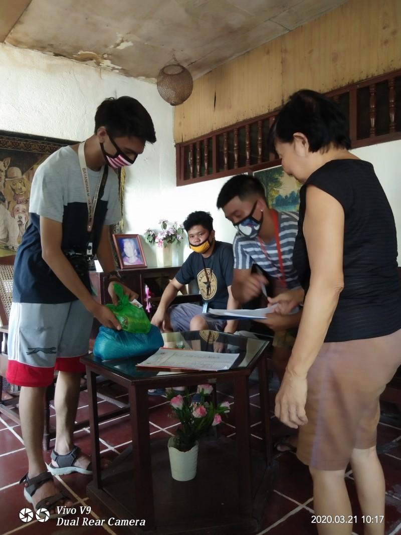covid19 relief operation