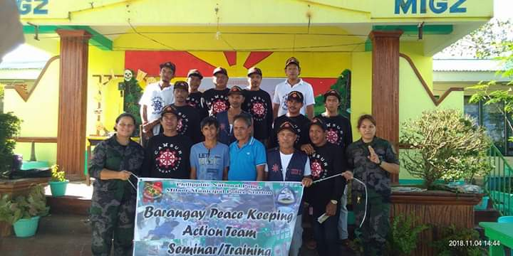 BPATS TRAINING